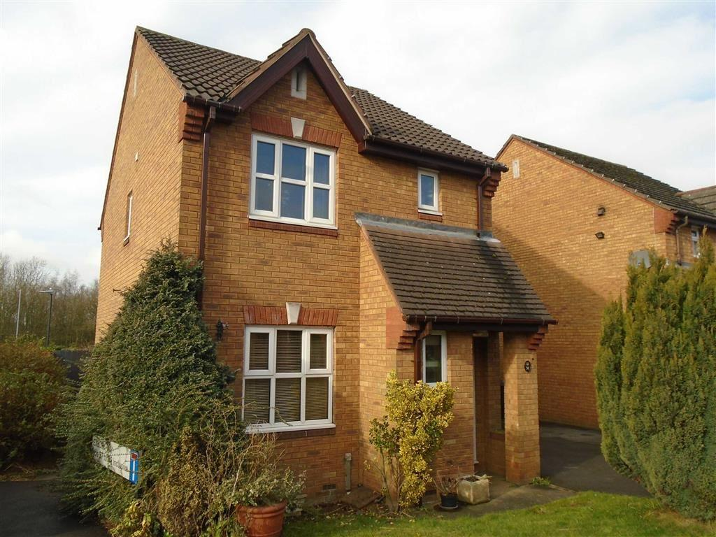 3 Bedrooms Link Detached House for sale in Exbury Way, Maple Park, Nuneaton, Warwickshire, CV11