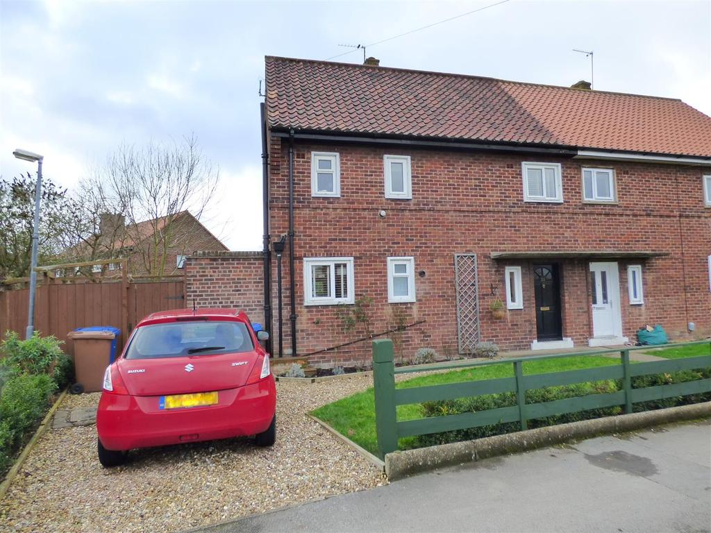 3 Bedrooms Semi Detached House for sale in Nolloth Crescent, Beverley, East Yorkshire, HU17