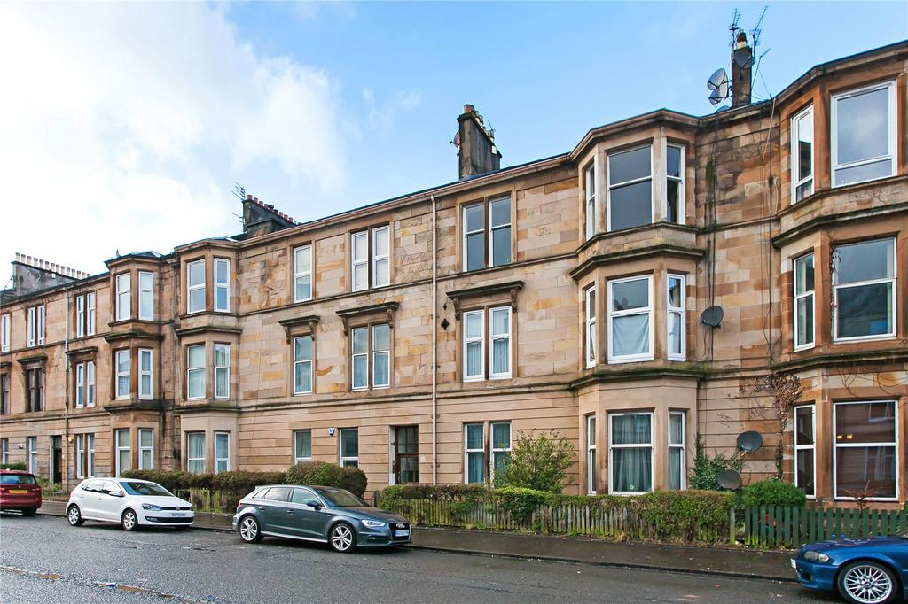 4 Bedrooms Apartment Flat for sale in 2/1, Kenmure Street, Pollokshields