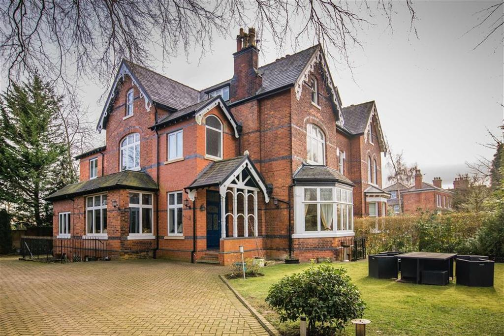 7 Bedrooms Semi Detached House for sale in Ashley Road, Hale, Cheshire, WA15
