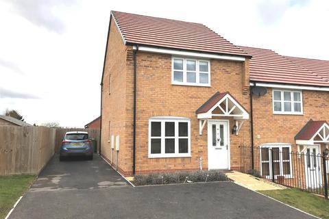 2 bedroom townhouse for sale - Buckthorn Way, Great Glen, Leicester