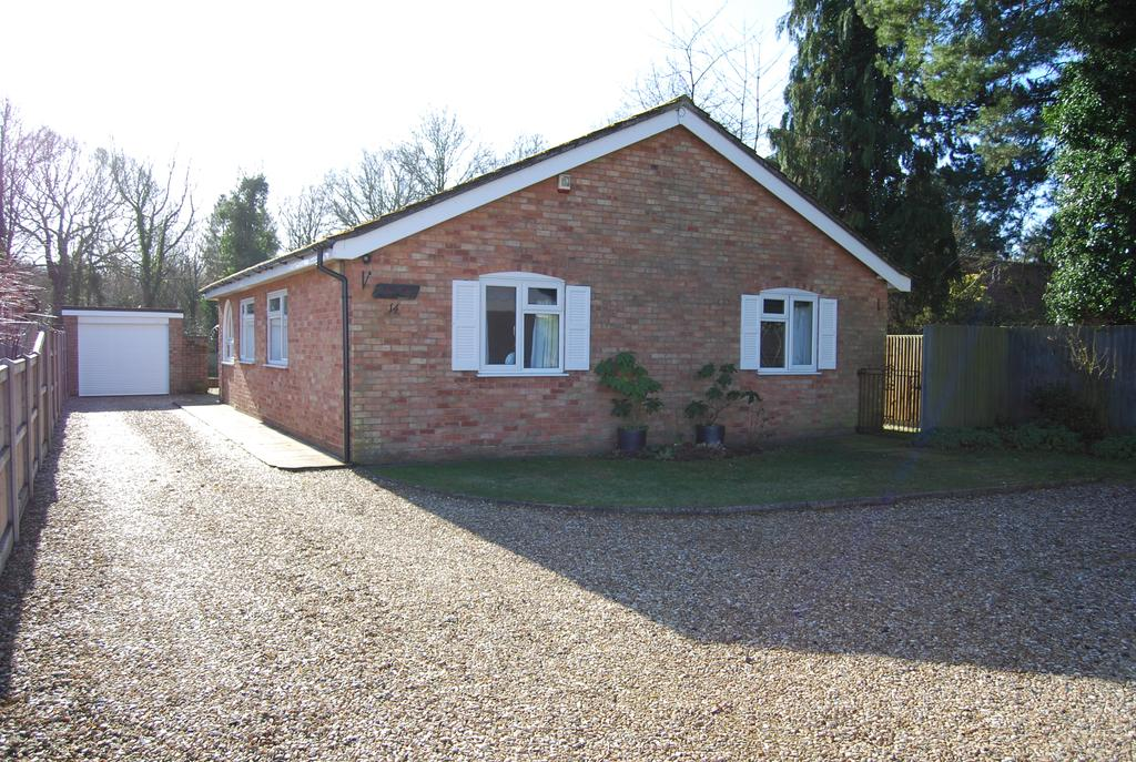 4 Bedrooms Detached Bungalow for sale in Litcham Road, Gressenhall NR20