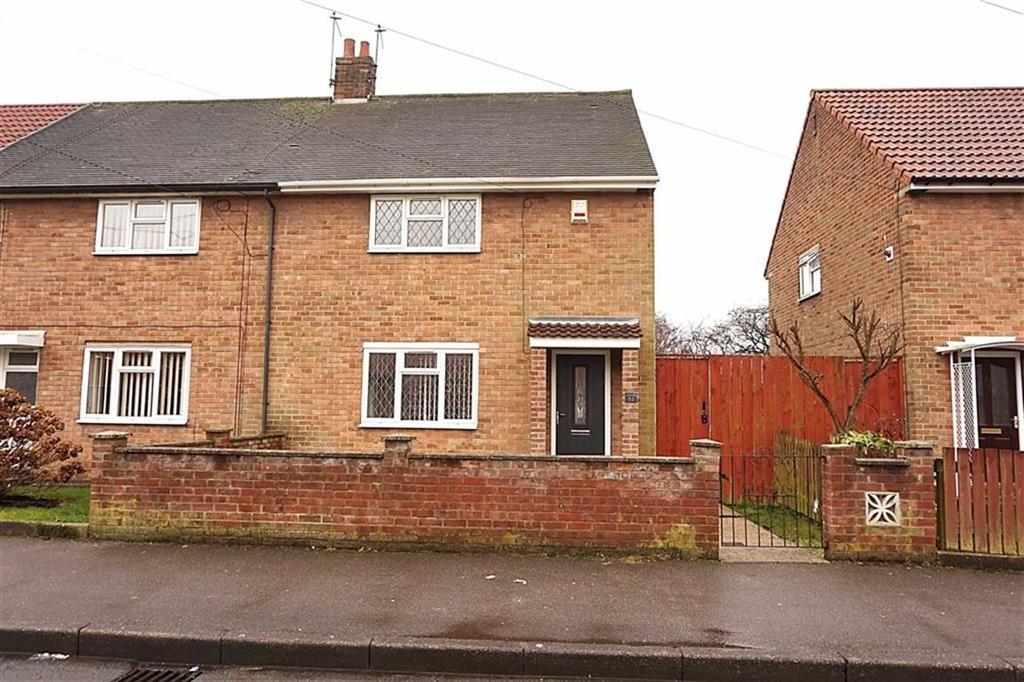 2 Bedrooms End Of Terrace House for sale in 51,Taunton Road, West hull, Hull, HU4