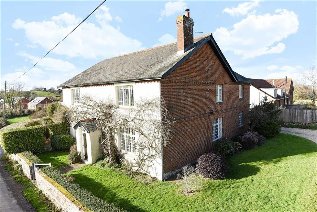 4 Bedrooms Detached House for sale in Woodbury Salterton, Woodbury Salterton, Exeter, Devon, EX5