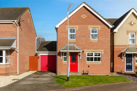 3 bedroom detached house for sale - Mallard Court, North Hykeham, Lincoln, Lincolnshire, LN6