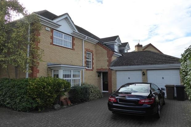 4 Bedrooms Detached House for sale in Maida Close, Simpson Manor, Northampton, NN4