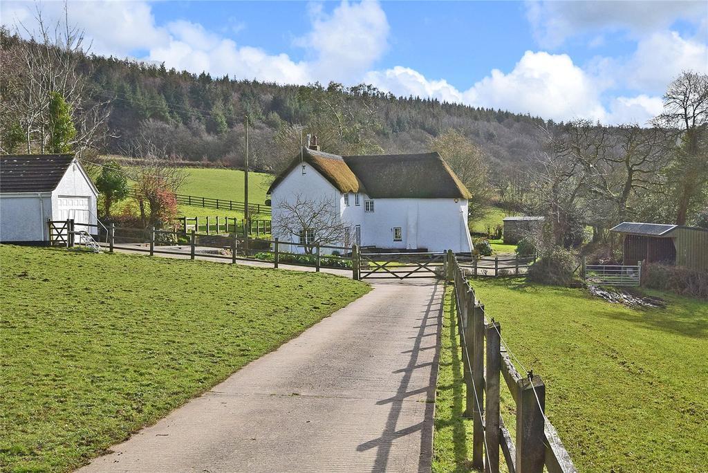 3 Bedrooms Detached House for sale in Blackborough, Cullompton, Devon