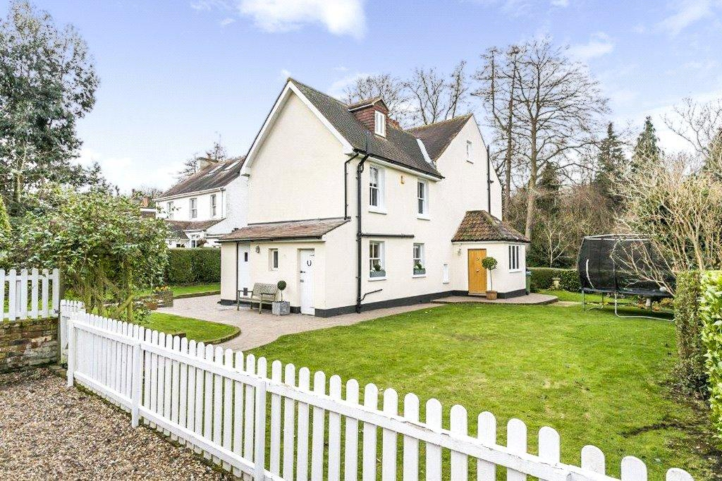 5 Bedrooms Detached House for sale in North End Lane, Downe, Orpington, Kent