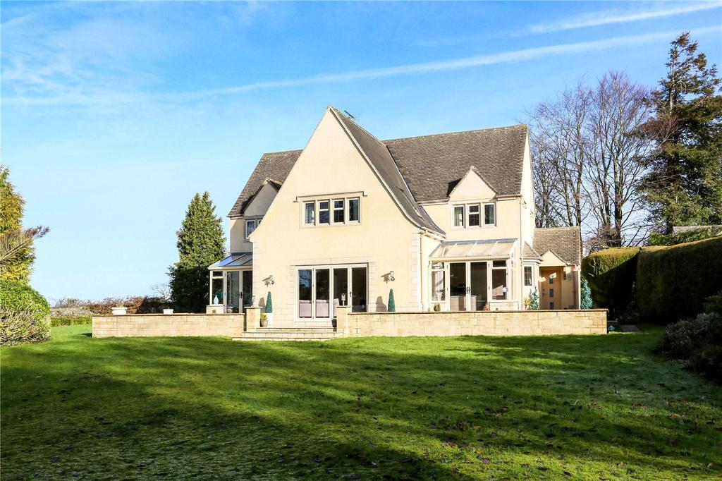 4 Bedrooms Detached House for sale in The Hithe, Rodborough Common, Stroud, Gloucestershire