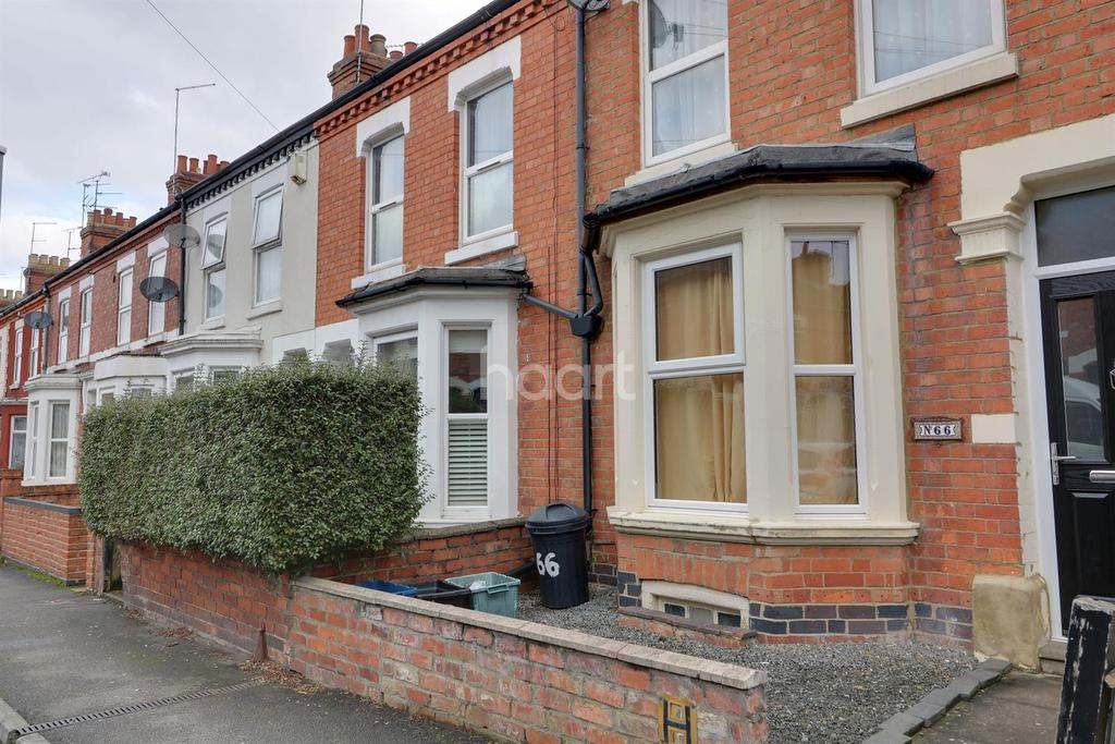 2 Bedrooms Terraced House for sale in MILTON STREET NORTHAMPTON