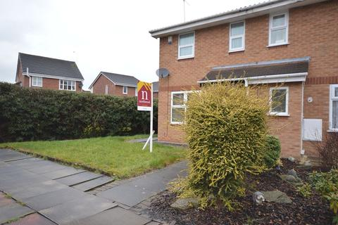 2 bedroom semi-detached house to rent - Lambourn Drive, Coppenhall, Crewe, Cheshire, CW1 4TL