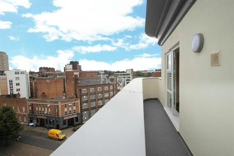 2 bedroom flat for sale - Penthouse apartment Leicester city centre