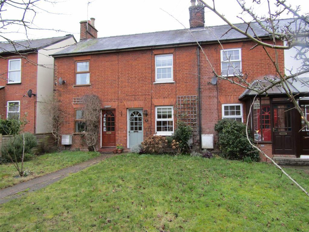 2 Bedrooms Terraced House for sale in Garden Row, Hitchin, SG5