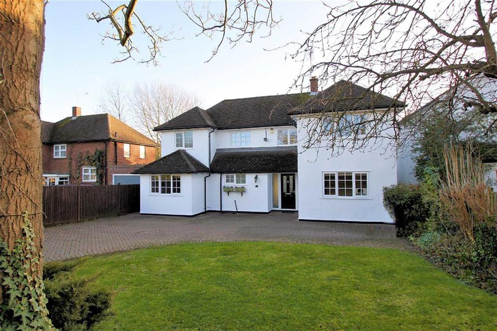 4 Bedrooms Detached House for sale in Stockens Green, Knebworth, SG3 6DG