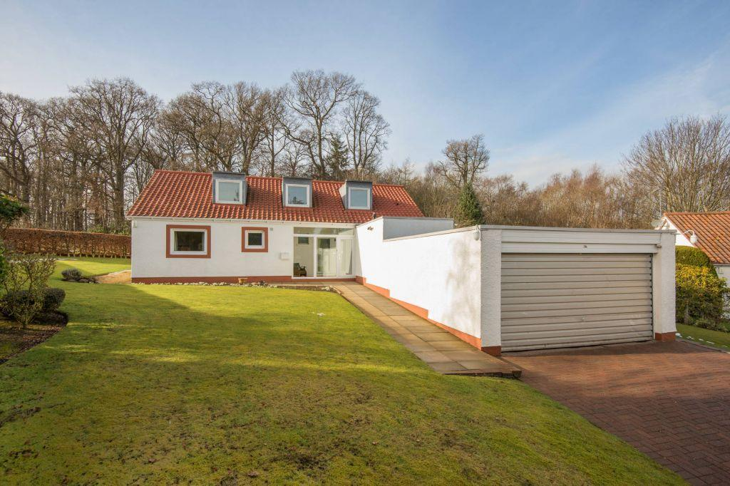 5 Bedrooms Detached House for sale in Feldon, 31A Tweeddale Grove, Gifford, East Lothian, EH41 4RB