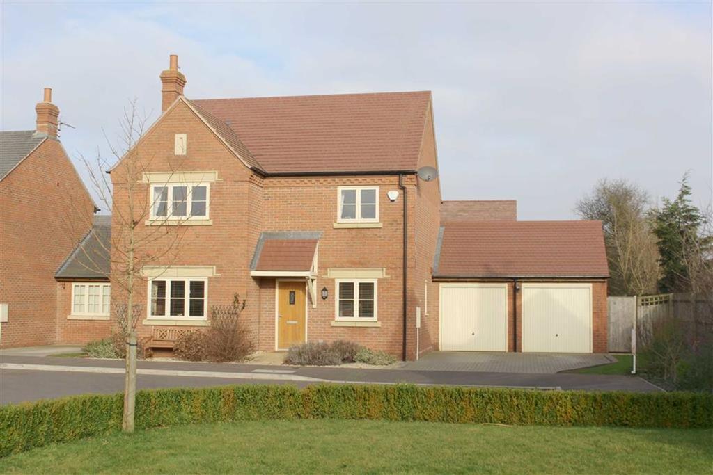 4 Bedrooms Detached House for sale in Ridgeley Way, Harbury, CV33