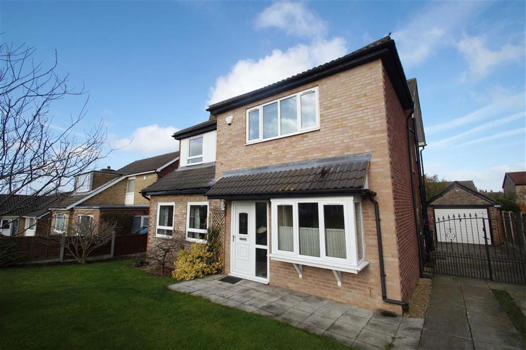 4 Bedrooms Detached House for sale in Templegate Close, Leeds