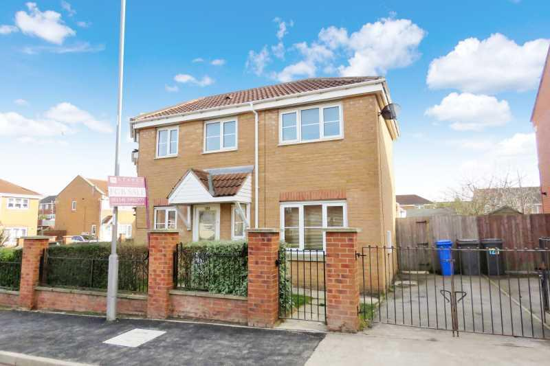 3 Bedrooms End Of Terrace House for sale in Windy House Lane, Sheffield, S2 1HE