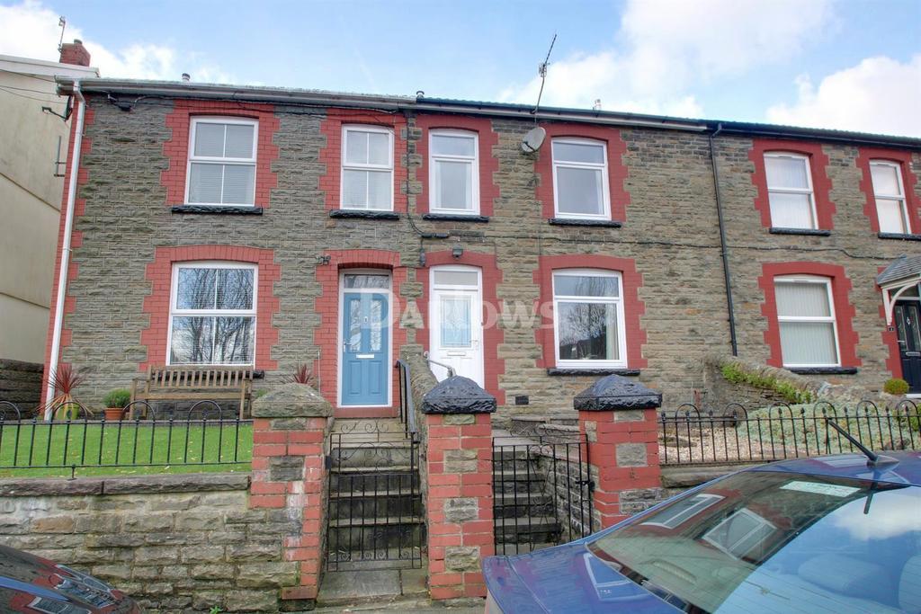 2 Bedrooms Terraced House for sale in Cadwgan Terrace, Trehafod