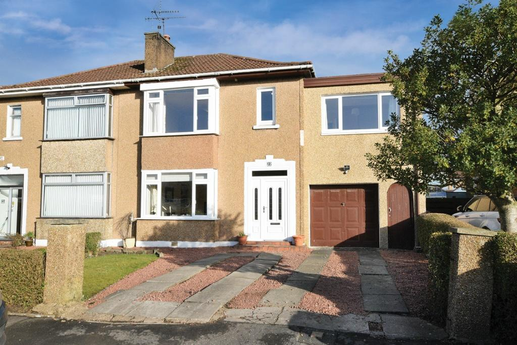 5 Bedrooms Semi-detached Villa House for sale in 22 Fruin Road, Old Drumchapel, G15 6SQ