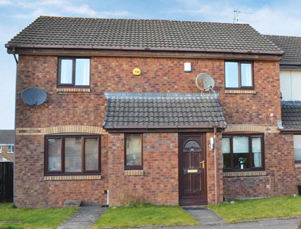 2 Bedrooms Terraced House for sale in 22 Castle Gardens, Paisley, PA2 9RB