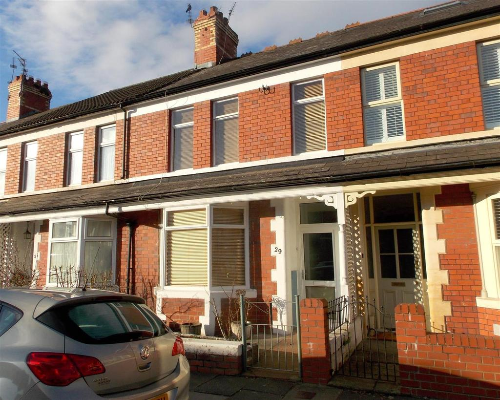 3 Bedrooms Terraced House for sale in West Terrace, Penarth