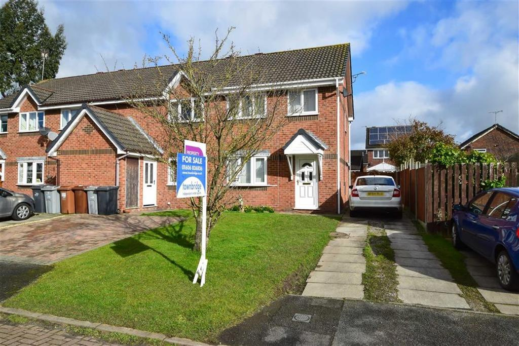 3 Bedrooms End Of Terrace House for sale in Chesterton Close