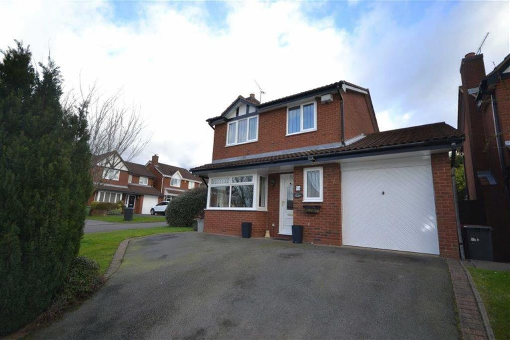 3 Bedrooms Detached House for sale in Lichfield Close, New Arley, Coventry