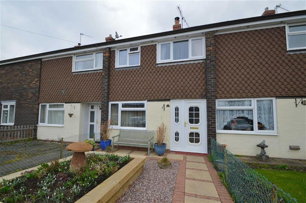 3 Bedrooms Terraced House for sale in Potters Meadow, Monkmoor, Shrewsbury