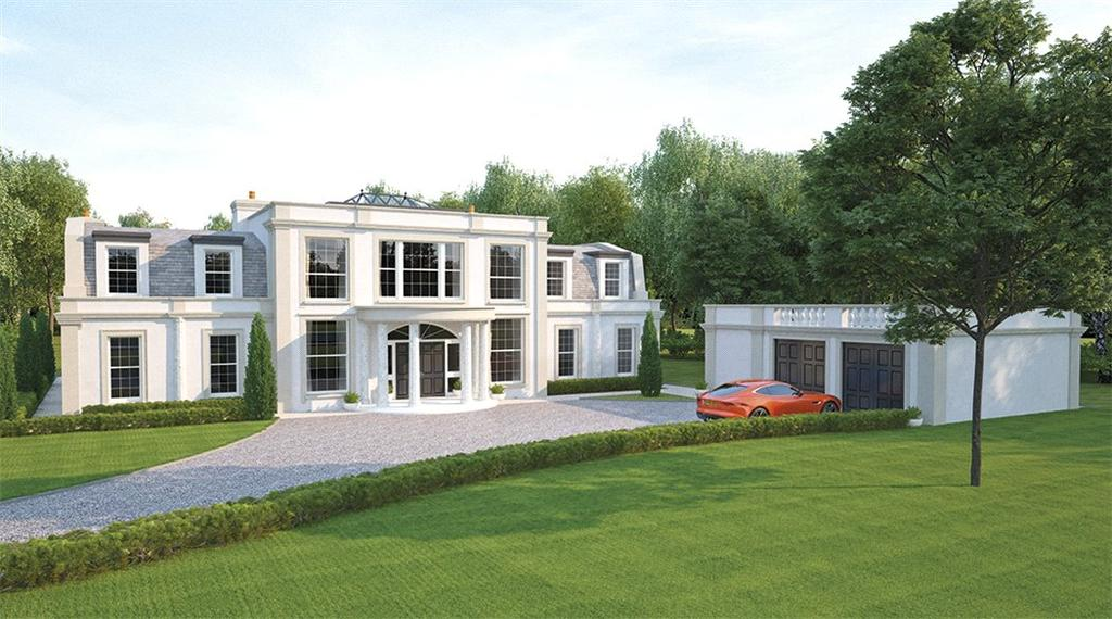 5 Bedrooms Plot Commercial for sale in Wellpond Green, Standon, Ware, Hertfordshire, SG11