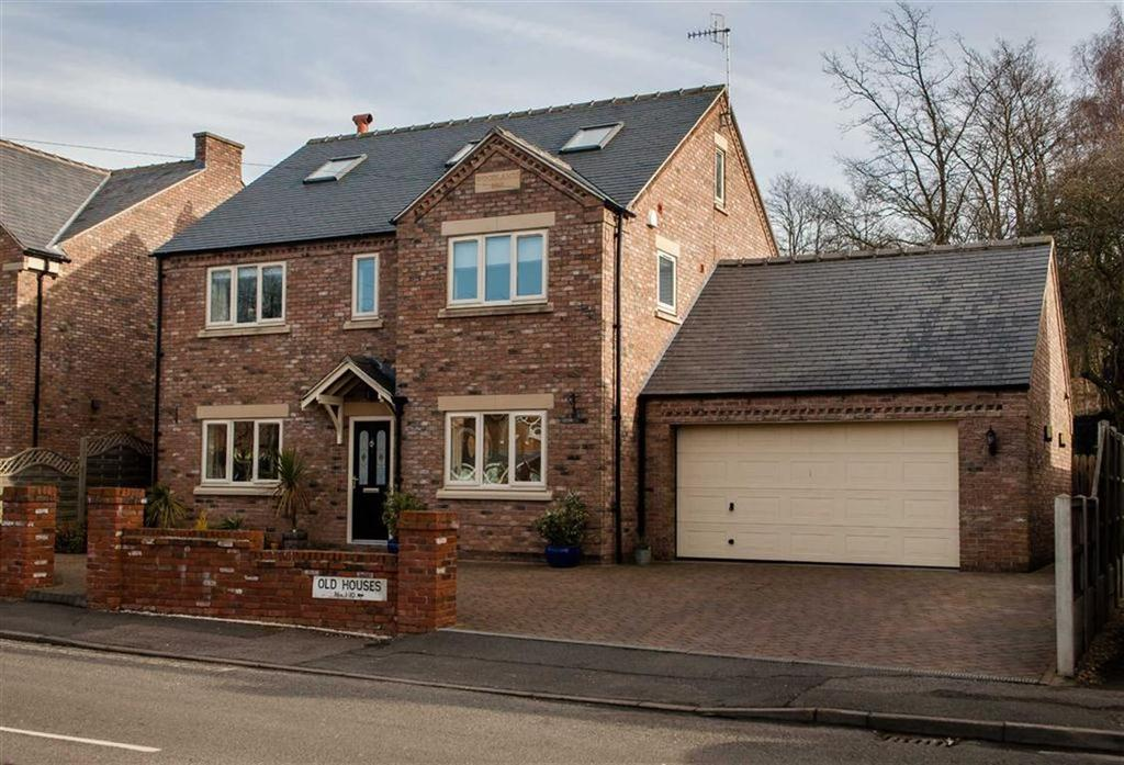 5 Bedrooms Detached House for sale in Piccadilly Road, Chesterfield, Chesterfield, S41
