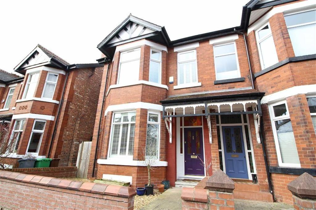 3 Bedrooms Semi Detached House for sale in Reynard Road, Chorlton