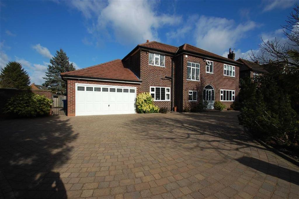 4 Bedrooms Detached House for sale in Bramhall Moor Lane, Hazel Grove, Stockport