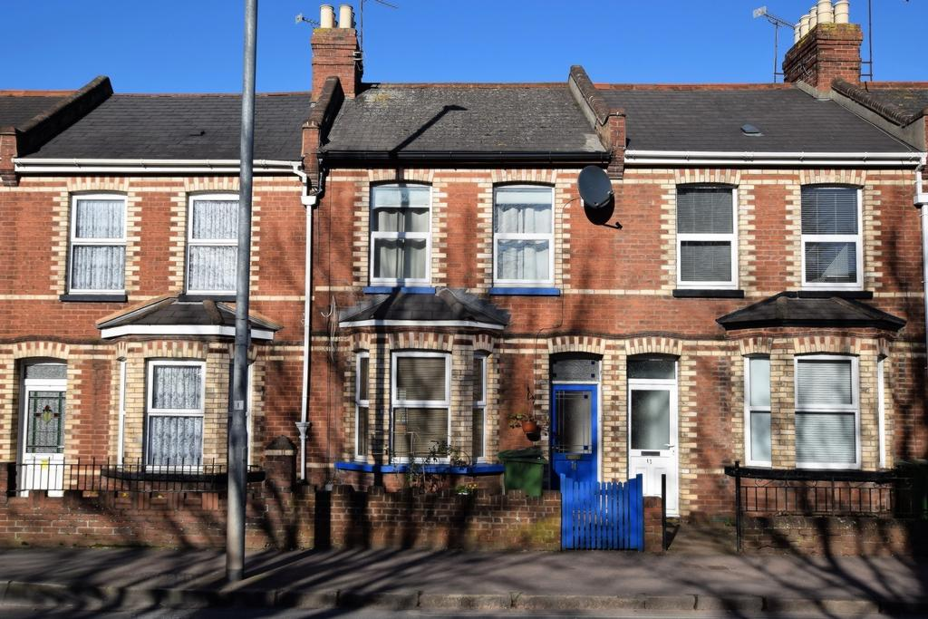 3 Bedrooms House for sale in East Wonford Hill, Wonford, EX1