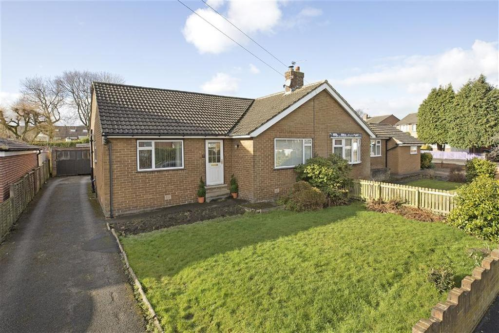 3 Bedrooms Semi Detached Bungalow for sale in Olive Way, Harrogate, North Yorkshire