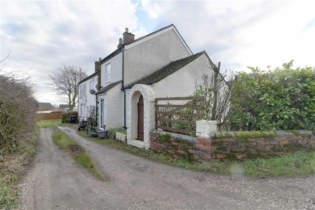 2 Bedrooms Cottage House for sale in Clare Street, Harriseahead, Stoke-on-Trent