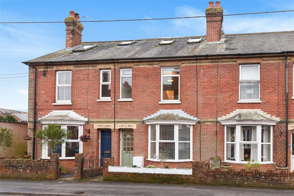 3 Bedrooms Terraced House for sale in Albany Road, Romsey, Hampshire