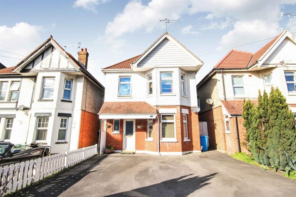 4 Bedrooms Detached House for sale in Parkstone Road, Poole, Dorset