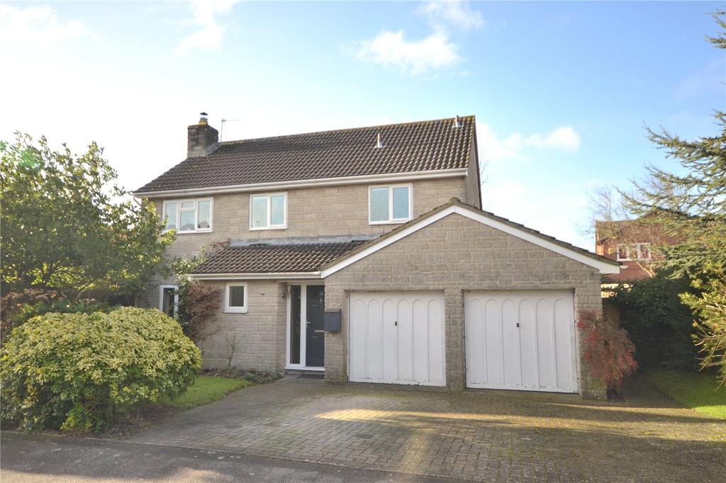 4 Bedrooms Detached House for sale in Pound Lane, Shaftesbury, SP7