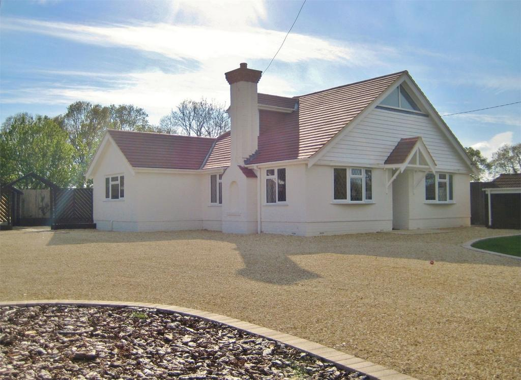 4 Bedrooms Detached House for sale in IPLEY WITH LAND TO LET, Hampshire