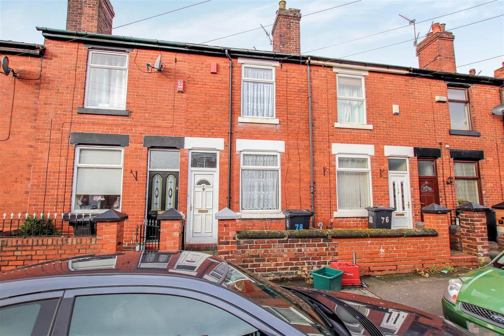 2 Bedrooms Terraced House for sale in Oxford Road, May Bank, Newcastle