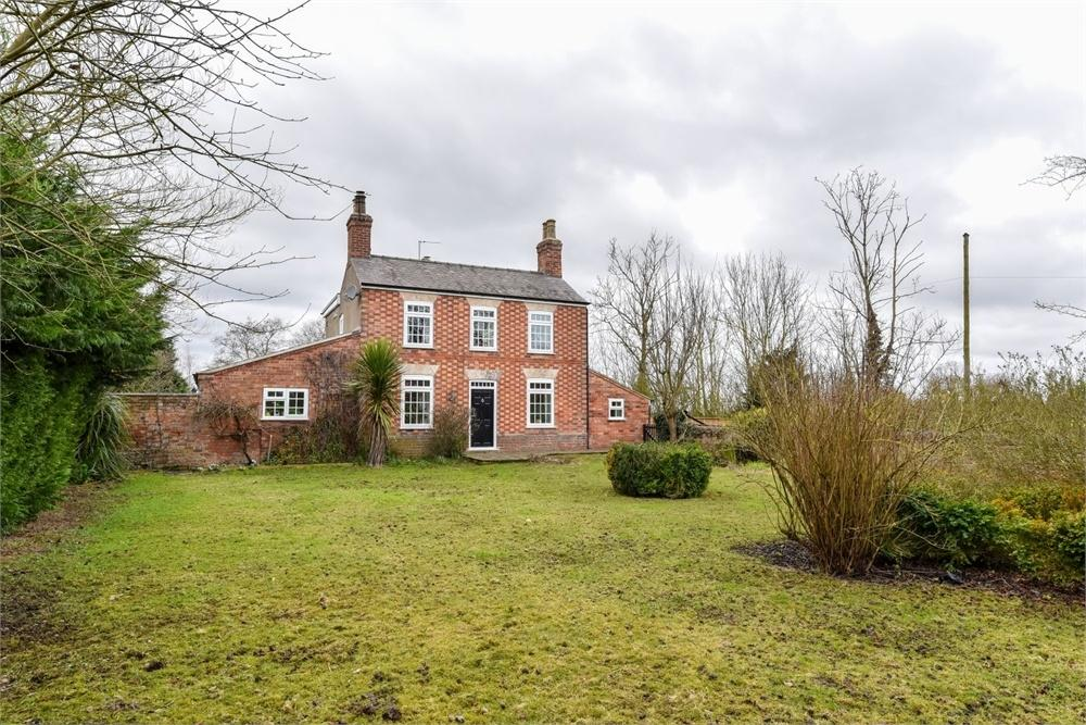 5 Bedrooms Detached House for sale in Main Road, Stickney, Boston, Lincolnshire