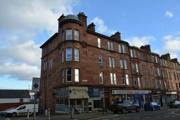 2 Bedrooms Flat for sale in 2/2, 5 Carmunnock Road, Glasgow, G44 4TZ
