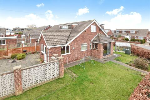 3 bedroom semi-detached bungalow for sale - Larmour Road, Grimsby, DN37