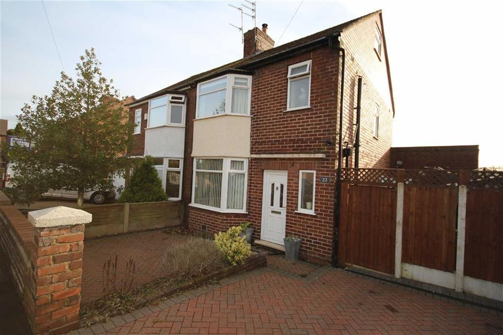 3 Bedrooms Semi Detached House for sale in Coronation Walk, Billinge, Wigan, WN5