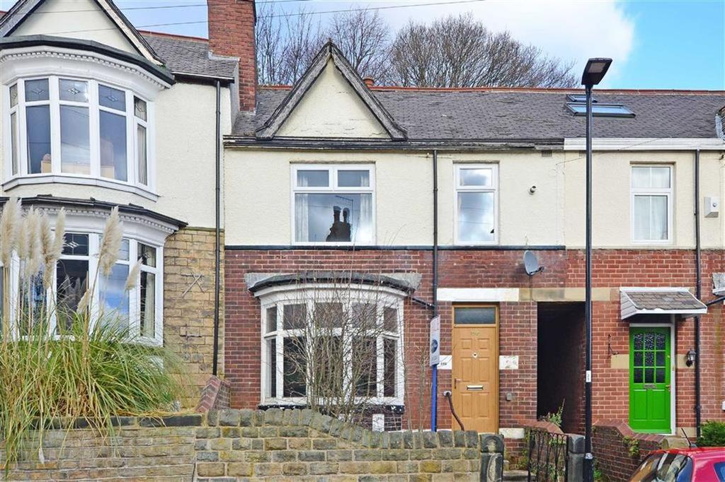 3 Bedrooms Terraced House for sale in 192, Sandford Grove Road, Nether Edge, Sheffield, S7