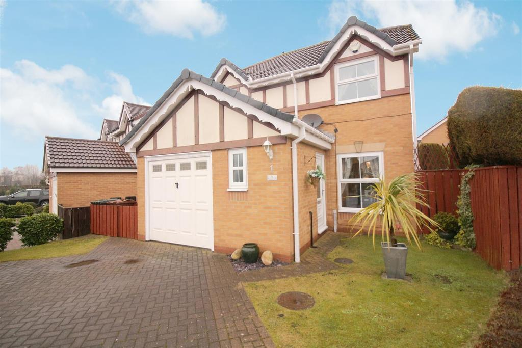 3 Bedrooms Detached House for sale in Thirlington Close, Etal Lane, Newcastle Upon Tyne