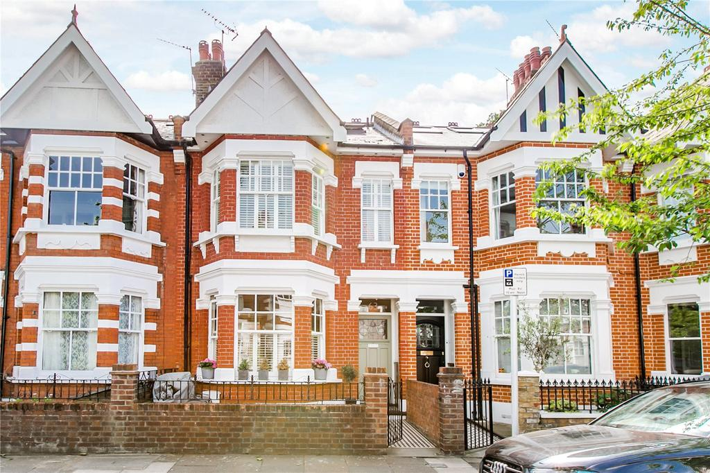 5 Bedrooms Terraced House for sale in Defoe Avenue, Kew, Surrey