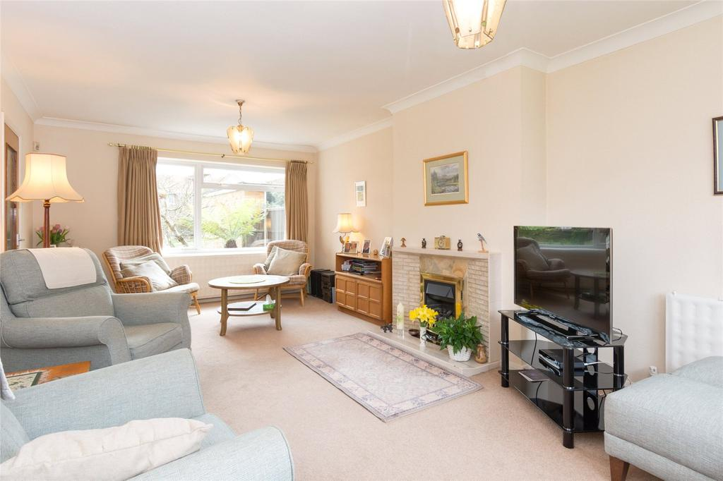4 Bedrooms Detached House for sale in Westfields, St. Albans, Hertfordshire