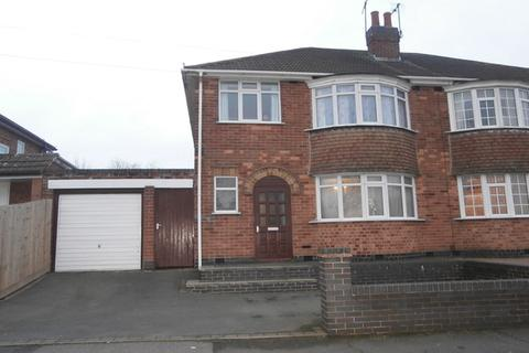 3 bedroom semi-detached house for sale - Kingsway North, Braunstone Town, Leicester, LE3